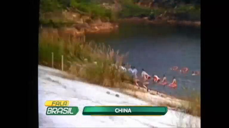 Sete pessoas da mesma família morrem afogadas na China ...
