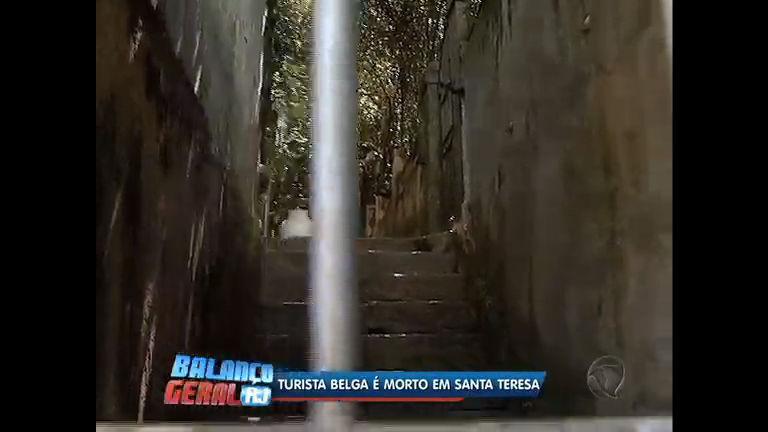 Turista belga é morto em Santa Teresa ( RJ) - Rio de Janeiro - R7 ...