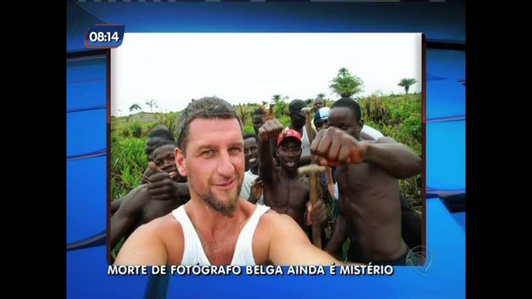 Polícia investiga assassinato de fotógrafo belga em Santa Teresa ( RJ)