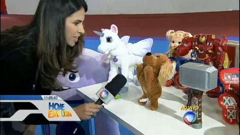 Confira as novidades da feira de brinquedos em São Paulo ...