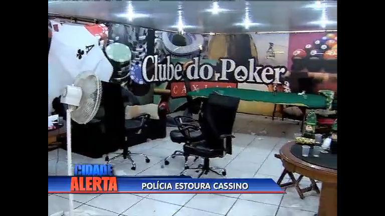 Polícia estoura cassino de luxo em Duque de Caxias, na Baixada ...