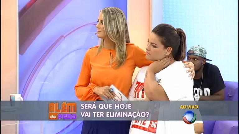 Pesagem: Mayara não consegue bater meta e é eliminada do Além ...