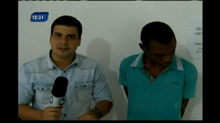 Homem é preso acusado de roubo na Suburbana - Bahia - R7 ...