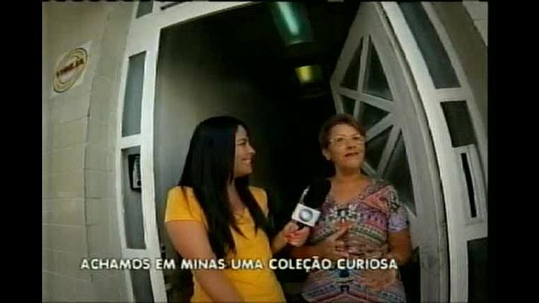 """""""Achamos em Minas"""": moradora de Divinópolis tem coleção de ..."""