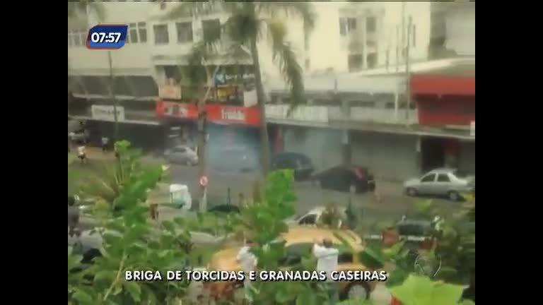 Polícia apreende cinco granadas caseiras em confusão entre ...