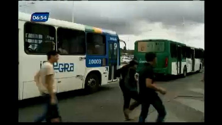 Linhas de ônibus agora tem cores diferenciadas - Bahia - R7 ...