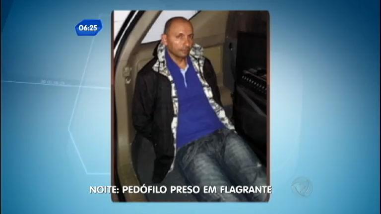 Pedófilo é preso em flagrante antes de atacar garoto na zona sul de ...