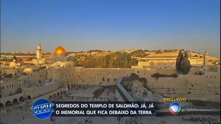 Muro das Lamentações foi construído para cercar Templo de ...
