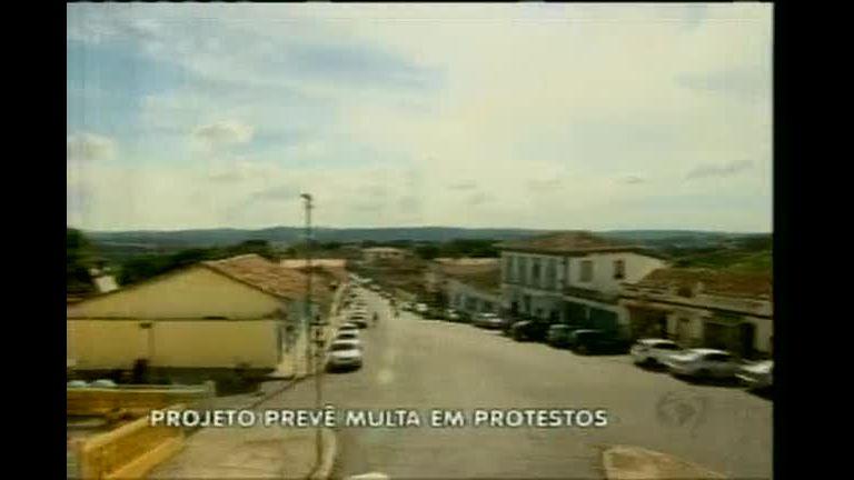 Prefeito quer limitar manifestações em Santa Luzia - Minas Gerais ...