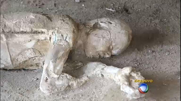 Pesquisadores recriam corpos mortos pelas lavas do vulcão ...