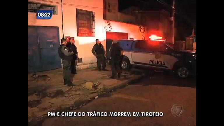 PM e suspeito de chefiar o tráfico morrem durante tiroteio em comunidade de Niterói (RJ)