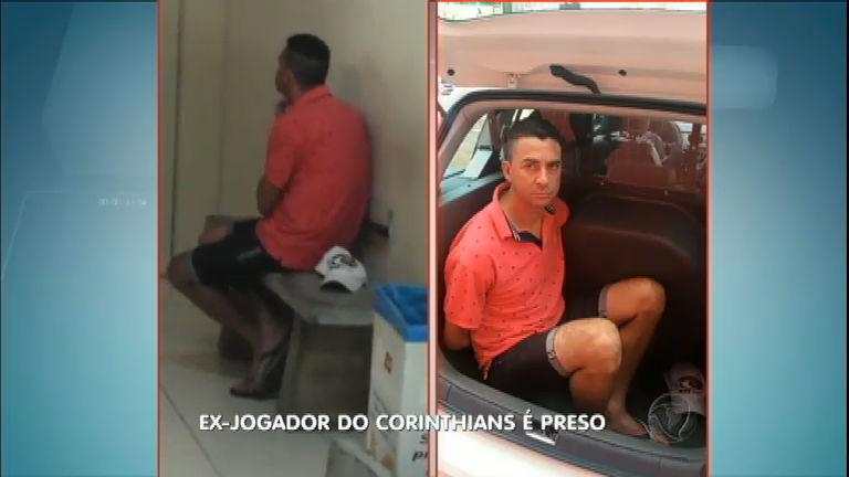 Ex- jogador do Corinthians Piá é preso por tentar assaltar caixa ...