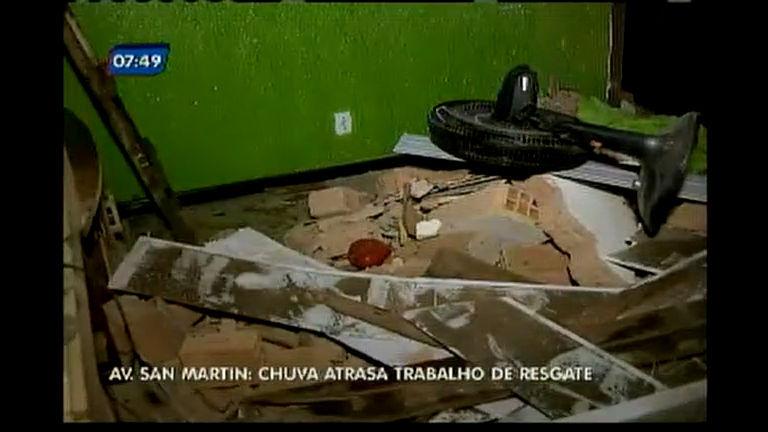 Prédio de 5 andares desaba em São Caetano - Bahia - R7 Bahia no ...
