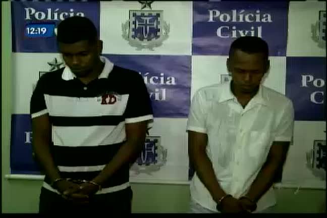 """Motoqueiro fantasma e """"Raifai"""" são presos - Bahia - R7 Balanço ..."""