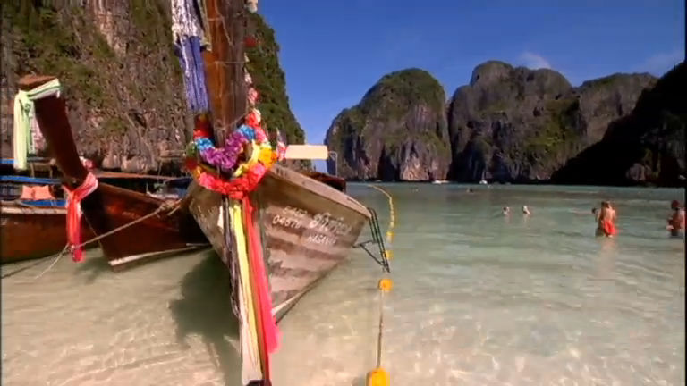 Tailândia: aprecie as belezas das praias consideradas as mais ...