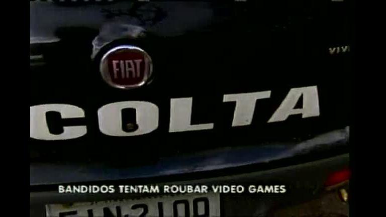 Carga de videogames roubada é recuperada na Grande BH - Minas ...