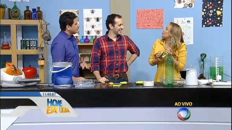 Iberê Thenório dá dicas para facilitar as tarefas do cotidiano ...