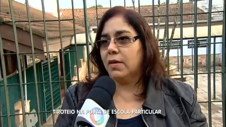 Pais reclamam de violência na rua de escola particular em São Paulo