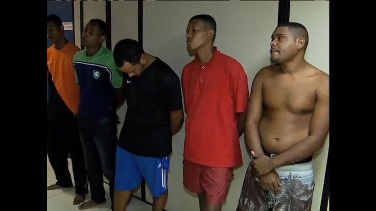 Integrantes de mesma família são presos em São João de Meriti ...