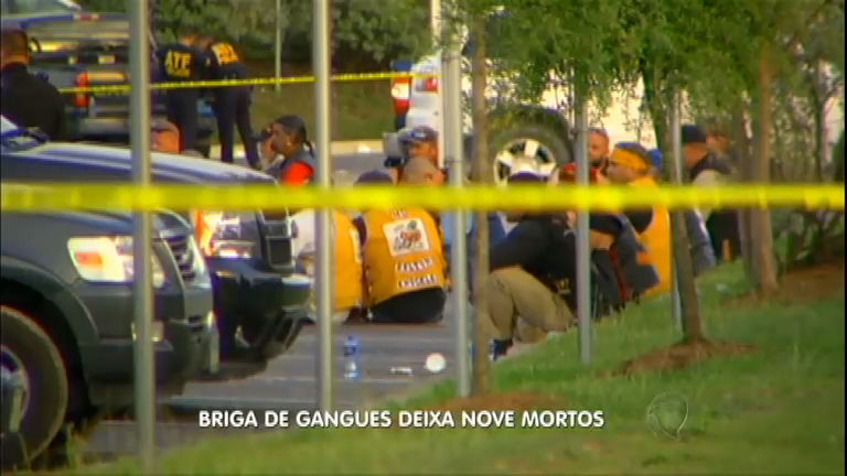 Briga entre gangues de motoqueiros deixa nove mortos, no Texas