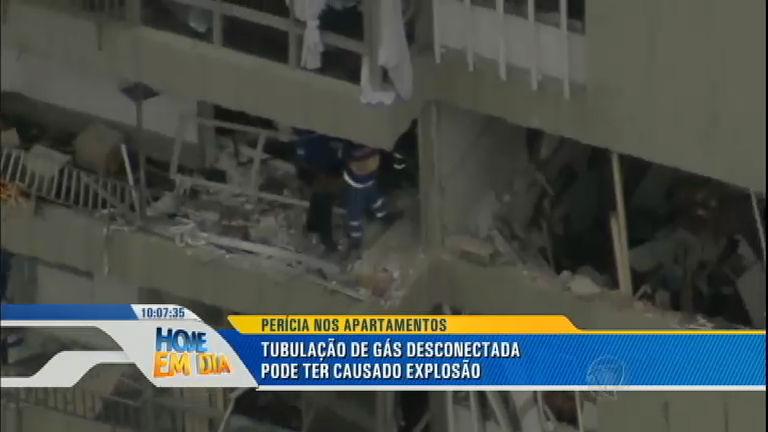 Dono de apartamento que explodiu no Rio está em estado grave ...