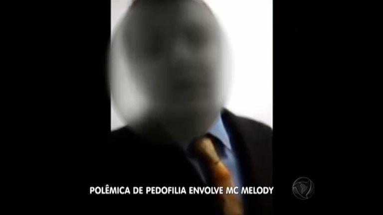 """Homem chama MC Melody de """"mulher sensual"""" em vídeo postado ..."""