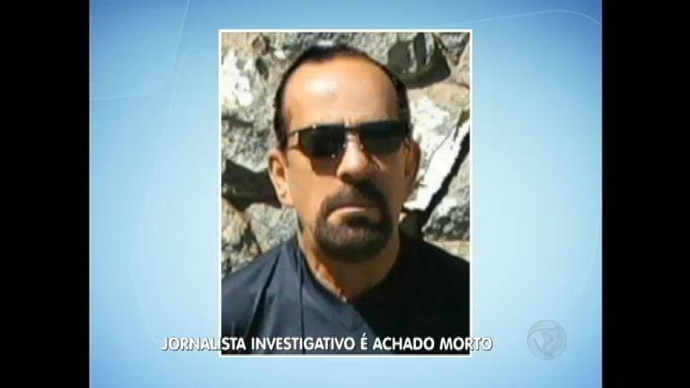 Corpo de jornalista investigativo é encontrado decapitado em Minas Gerais