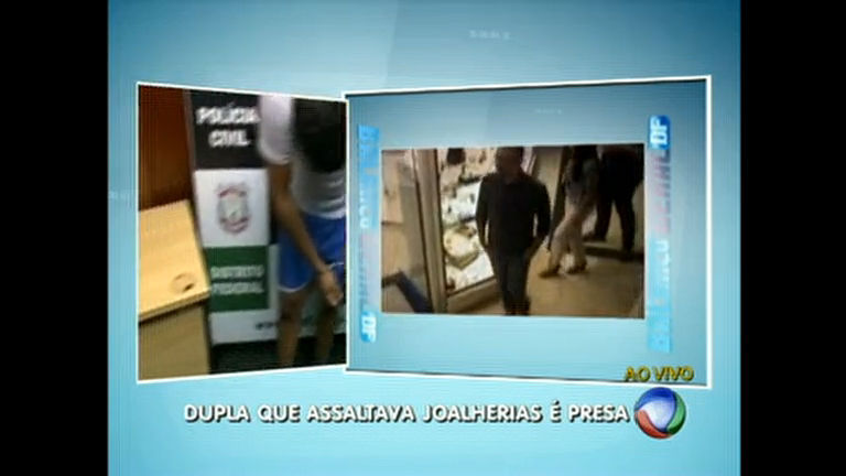Polícia prende suspeitos de assalto a joalheria em shopping do DF