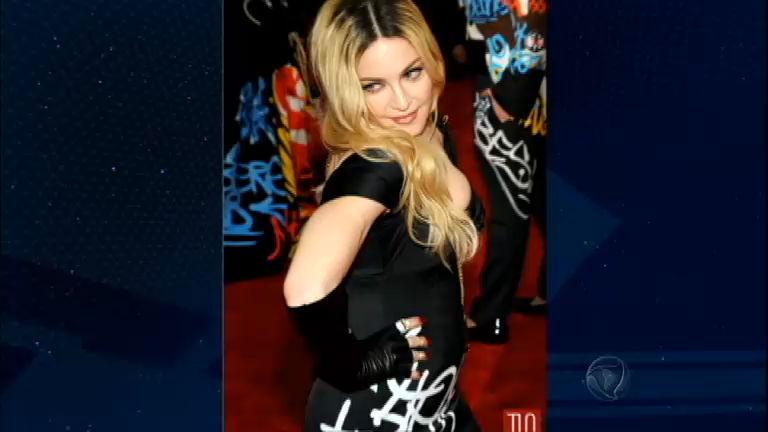 Madonna, é você? Domingo Espetacular mostra segredos da ...