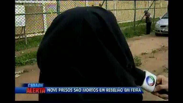 Nove presos mortos em rebelião em Feira de Santana - Bahia - R7 ...