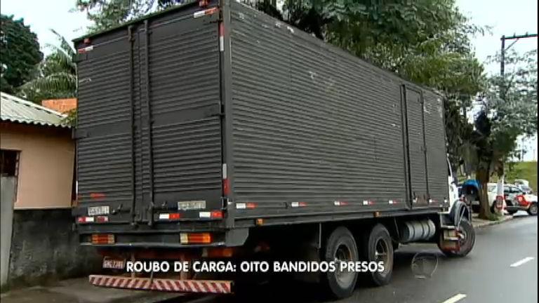 Polícia frustra roubo de carga e prende oito no ABC paulista ...