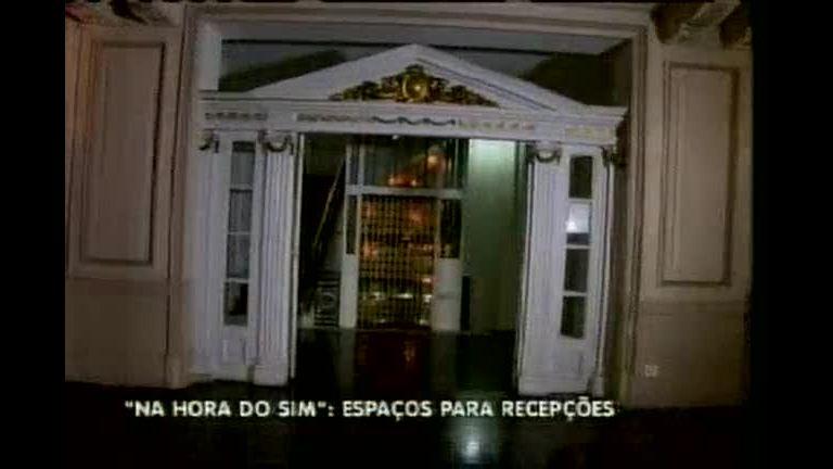 """""""Na Hora do Sim"""": conheça locações luxuosas para festa de ..."""