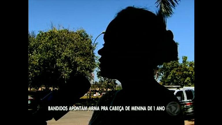 Criminosos sequestram vó, mãe e filha na Asa Sul