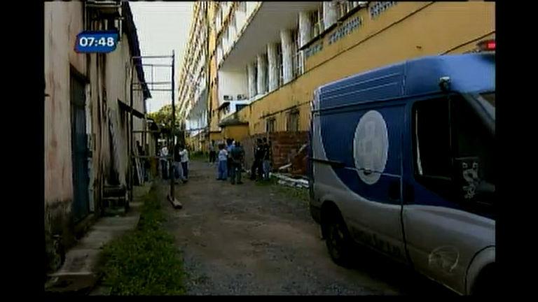 Homem morre após cair de telhado da UFBA