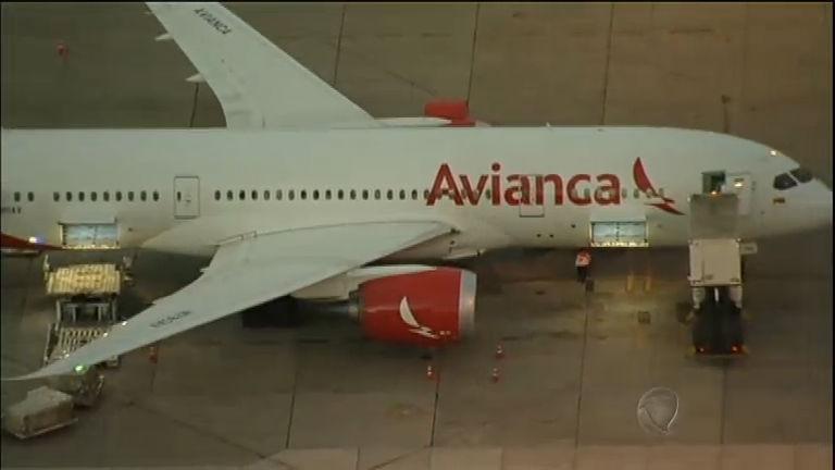 Avião faz pouso forçado no aeroporto de Congonhas em SP ...