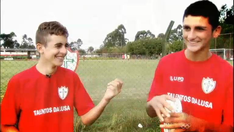 Esporte Fantástico mostra a saga de dois garotos pelo sonho de ...
