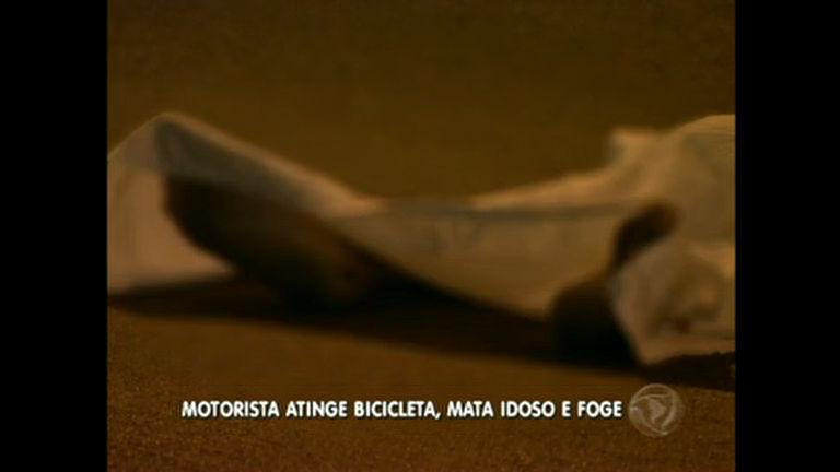 Aposentado é atropelado e morre em Samambaia