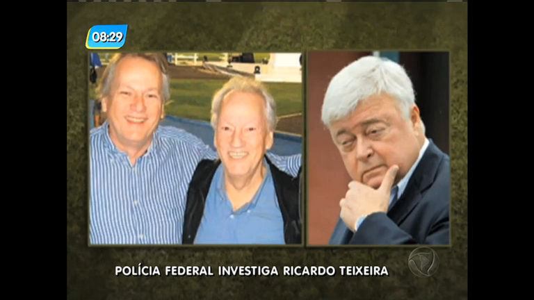 Polícia Federal indicia Ricardo Teixeira por quatro crimes