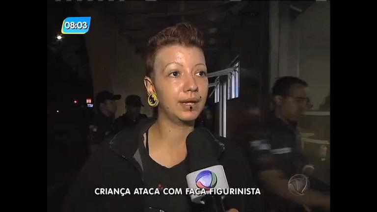 Figurinista é esfaqueada por três menores em assalto na Tijuca (RJ ...
