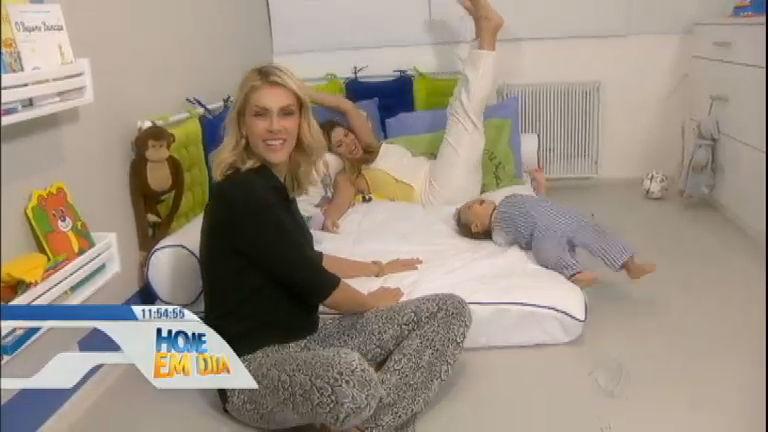 SOS Mãe: Bárbara Borges mostra como é a vida com o filho Martin ...