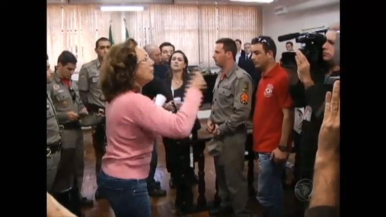 Dois bombeiros são condenados por incêndio na boate Kiss