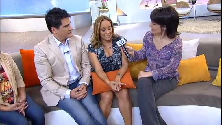 Intervalo: Renata Alves conta como foi participar da Festa do Bode Rei