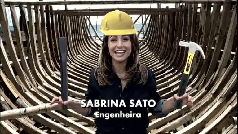 Divirta- se com as Coisas de Sabrina; tudo o que rolou no programa ...