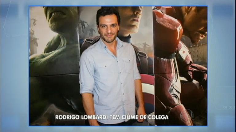 Hora da Venenosa: ator Rodrigo Lombardi implica com ' queridinho ...
