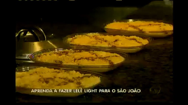 Aprenda a fazer Lelê Light para o São João - Bahia - R7 Bahia no Ar