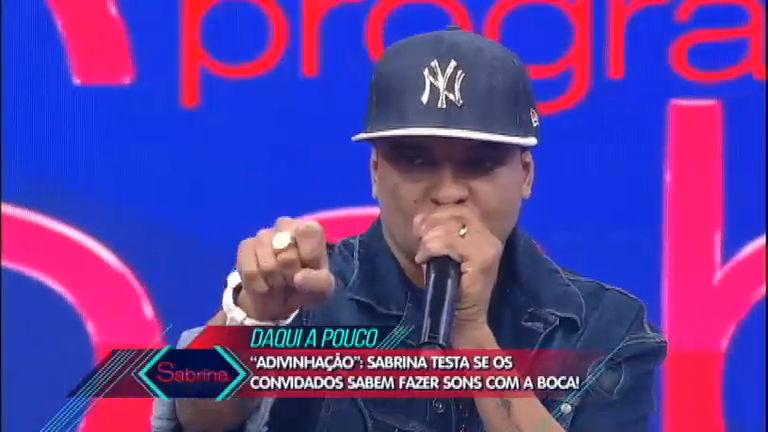 Aumenta o som: Fernandinho Beat Box transforma o palco em uma ...