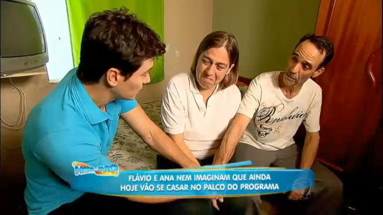 Rodrigo Faro ajuda casal que corre o risco de ser despejado por ...
