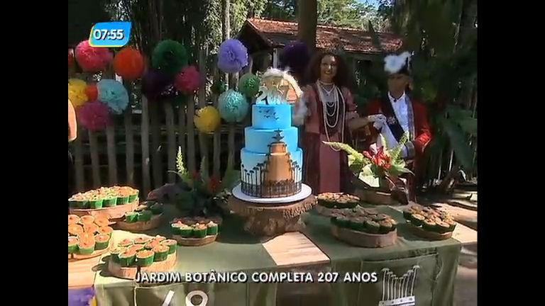 No aniversário de 207 anos, Jardim Botânico abre ateliê e amplia cactário