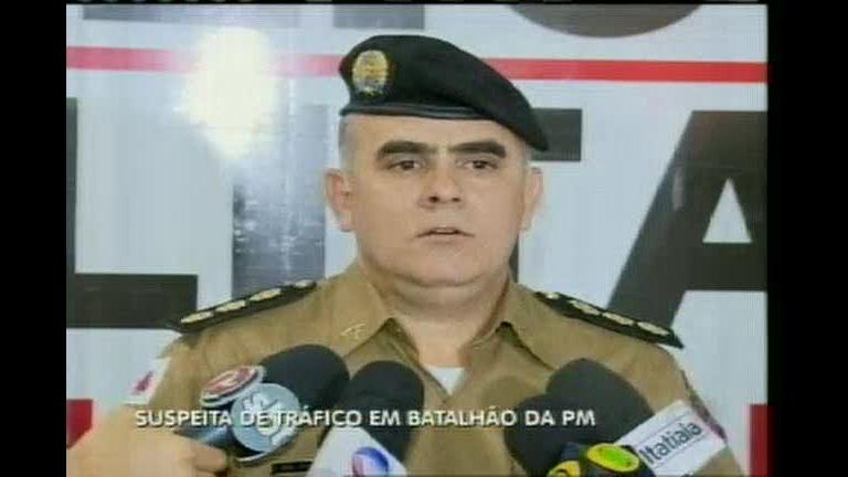 Corregedoria esclarece prisão de militares com drogas