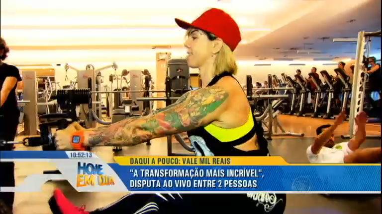 Penélope Nova revela segredos para manter o corpo em forma ...